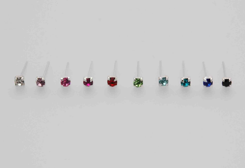 piercing nez brillant carr 2 5mm vente en ligne d 39 un large choix. Black Bedroom Furniture Sets. Home Design Ideas